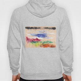 Hand-scape Hoody