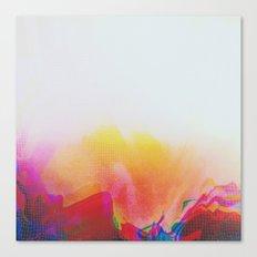 Glitch 20 Canvas Print