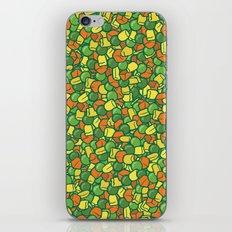 Peas, Carrot & Corn iPhone & iPod Skin