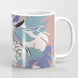 TOUCAN AND LEAVES Coffee Mug