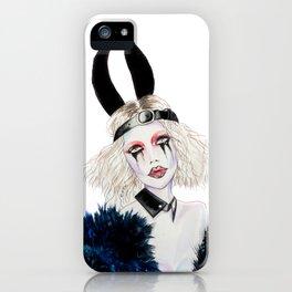 Sexy Bunny iPhone Case