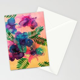 Skye Floral Stationery Cards