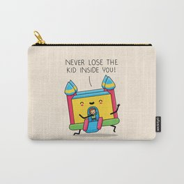 The kid inside you Carry-All Pouch