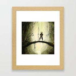 hatake kakasih Framed Art Print