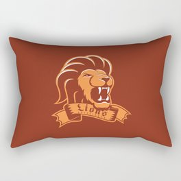 Lions Gryffindor Rectangular Pillow