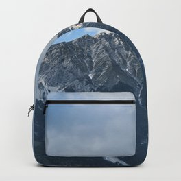 Clouds over the Mountain // Landscape Photography Backpack