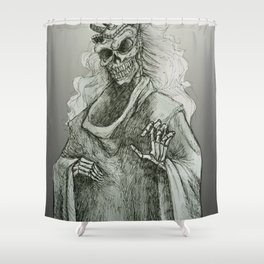 The Wight Shower Curtain
