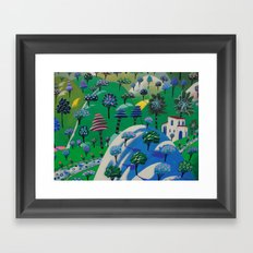 I'll Come With You Framed Art Print