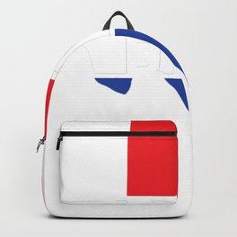 Beto Texas Red White Blue Patriotic T-Shirt For US Senate Senator Democrat Turn Texas Blue Democratic Party Backpack