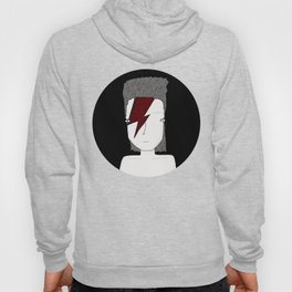 Bowie, Bowie, Bowie Hoody