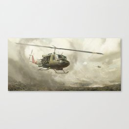 RIDE OF THE VALKYRIES Canvas Print