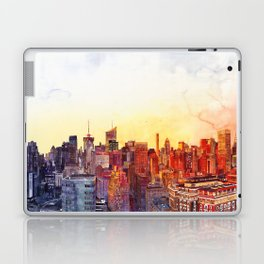Sunshine in NYC Laptop & iPad Skin