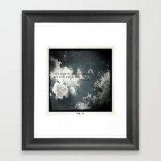 4:7 Framed Art Print