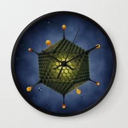 Adenovirus Wall Clock