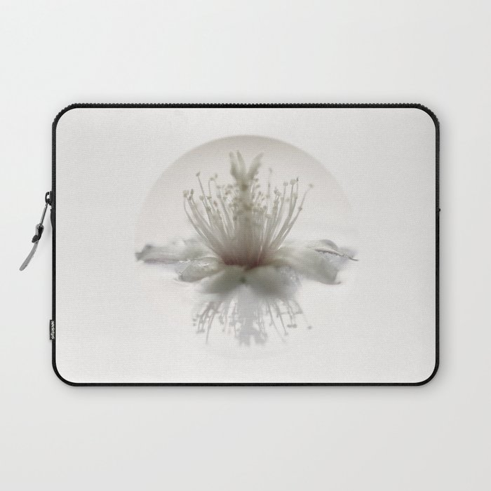 floating into the light Laptop Sleeve
