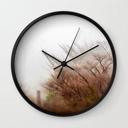 Where's Fuji? Wall Clock