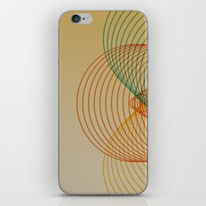 cones iPhone & iPod Skin