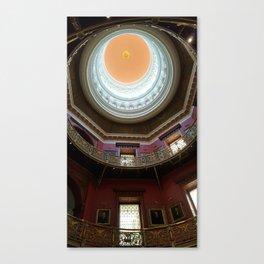 New Jersey's Capital Dome - Interior Canvas Print
