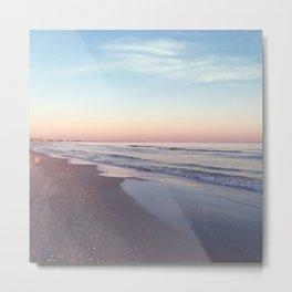 Beach Colors Metal Print