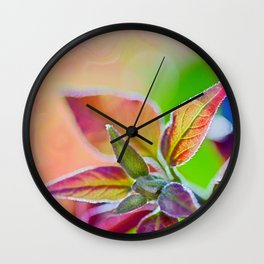 Play of light (2). Wall Clock