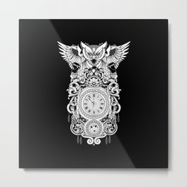 Forbidden Dreams Metal Print
