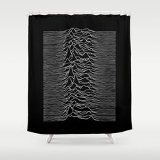 Joy Division 2 Shower Curtain