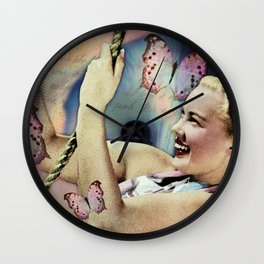 Pearl 429 Wall Clock