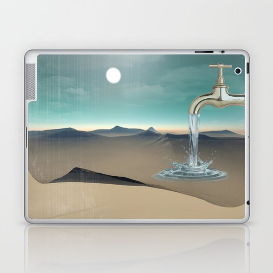 filling the void Laptop & iPad Skin