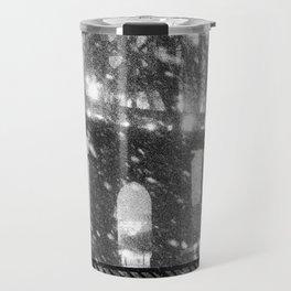 New York City Snow Travel Mug