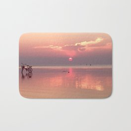 KP Sunset Bath Mat
