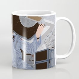 Sally Ride, first American woman in space Coffee Mug
