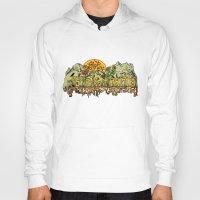 yosemite Hoodies featuring Yosemite  by Geryes