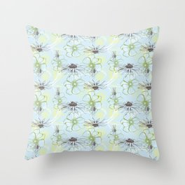 Stockholm Garden Floral Toss Throw Pillow