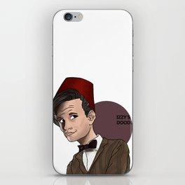 Matt Smith iPhone Skin