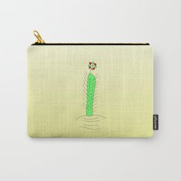 Flower of cactus 2 Carry-All Pouch