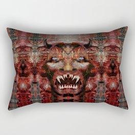Barbarian Rectangular Pillow