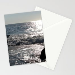 Summer Morning Surfer, Long Beach Island, New Jersey Stationery Cards