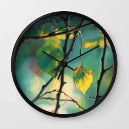 Son of the Forest Wall Clock
