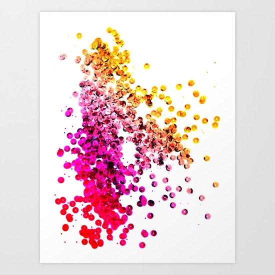 Ô balancê! Art Print