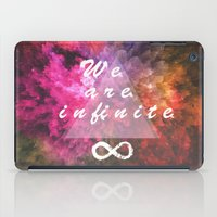 infinite iPad Cases featuring Infinite by MJ Mor