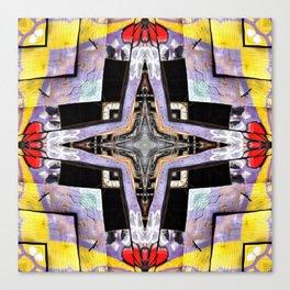 La Valla Tres Canvas Print
