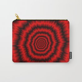 The Menacing Explosion Carry-All Pouch