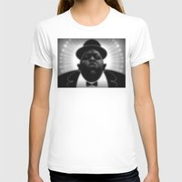 biggie T-shirts featuring BIGGIE  by Robdraw