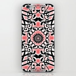 Tudor Rose iPhone Skin