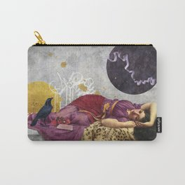 To tweet or not to tweet Carry-All Pouch