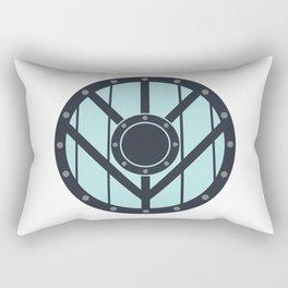Viking Shield Rectangular Pillow
