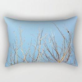 Winter Freeze Rectangular Pillow