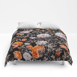 EXOTIC GARDEN - NIGHT XVII Comforters