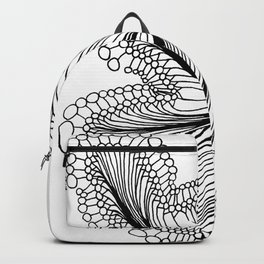 Deborah Abstract II Backpack