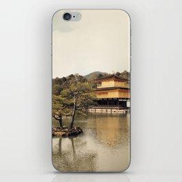 Kinkakuji iPhone Skin